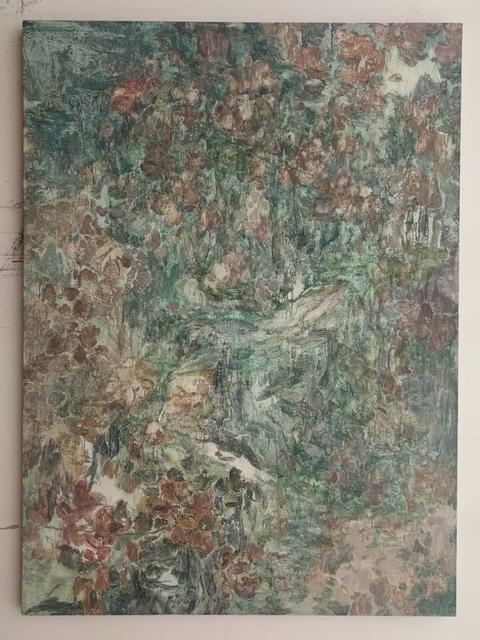 , '花Flower,' 2018, Aye Gallery