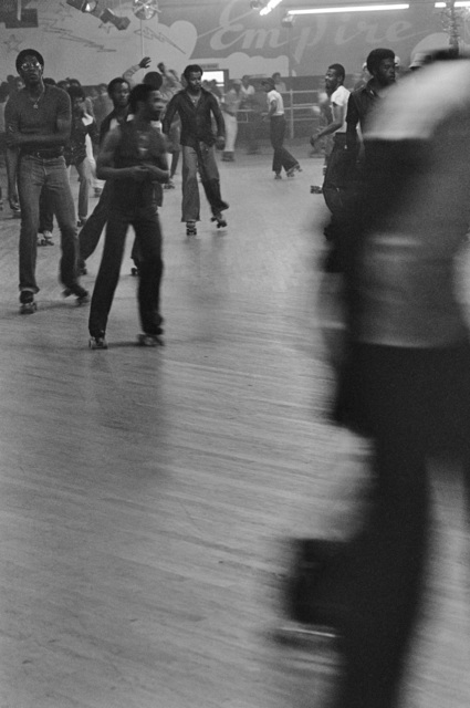Bill Bernstein, 'Empire Roller Disco #2', 1979, David Hill Gallery