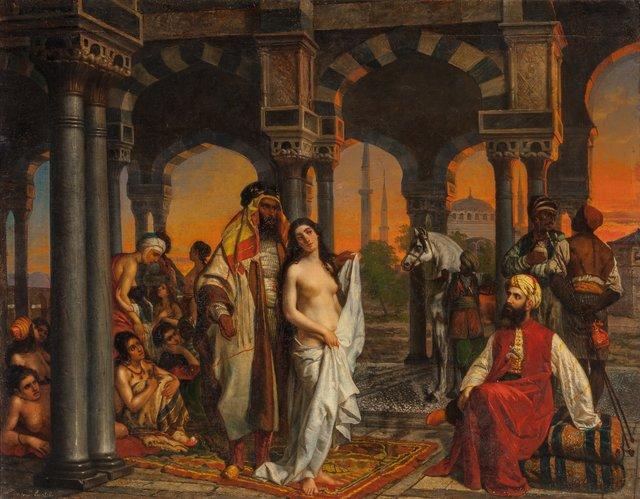 Giovan Francesco Locatelli, 'Dusk of Constantinople', Heritage Auctions