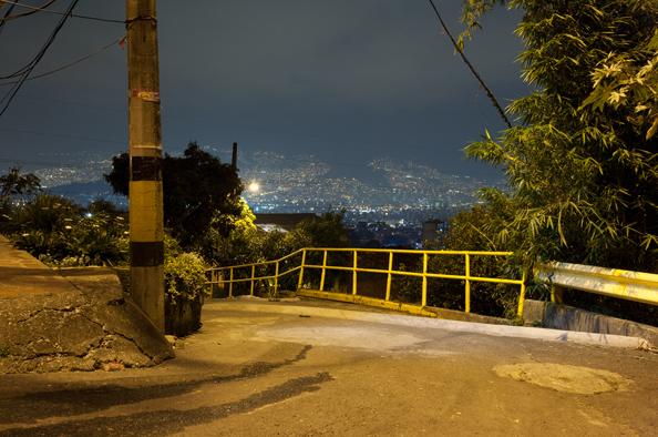 """, '""""Nocturno"""" (series """"Modalidad de vuelo""""),' 2014, Nueveochenta"""