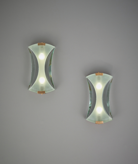 Max Ingrand, 'Pair of wall lights, model no. 2225', ca. 1965, Phillips