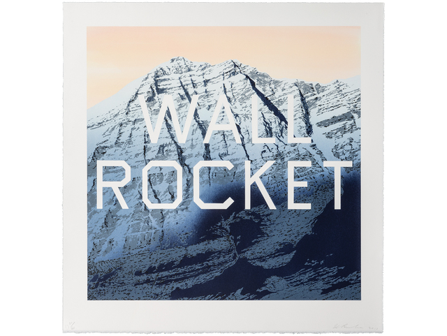 , 'Wall Rocket,' 2013, Richard Levy Gallery