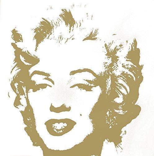 , 'GOLDEN MARILYN 11.41 BY ANDY WARHOL FOR SUNDAY B. MORNING,' , Marcel Katz Art