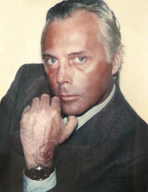 , 'Giorgio Armani,' , Danziger Gallery