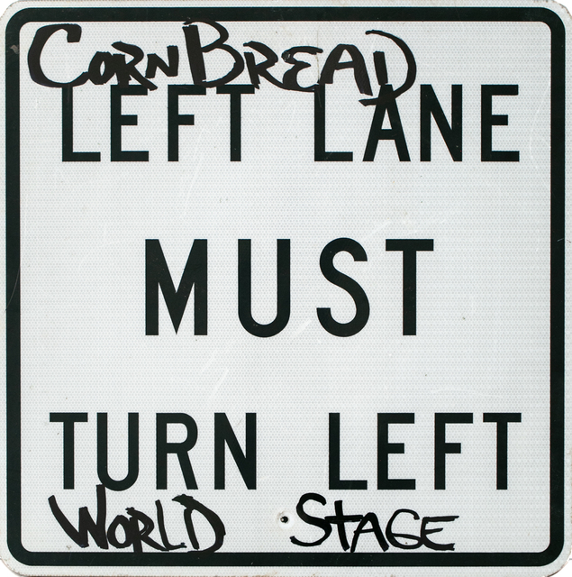 , 'Must Turn Left World Stage,' 2019, Paradigm Gallery + Studio