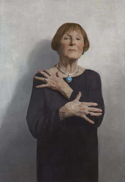 , 'Raya Kovensky; Survivor of the Shoah,' 2017, Gallery Henoch