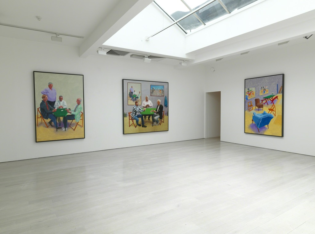 David Hockney Painting And Photography Annely Juda Fine Art