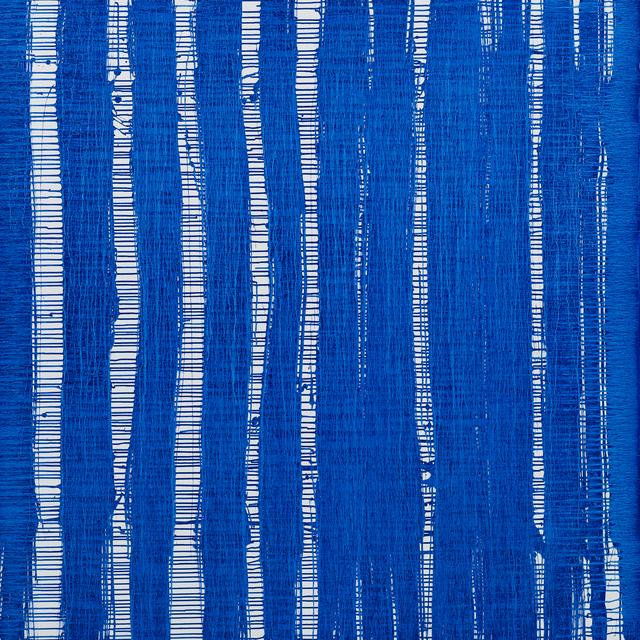 , 'Histoire bleu (161222),' 2016, Opera Gallery