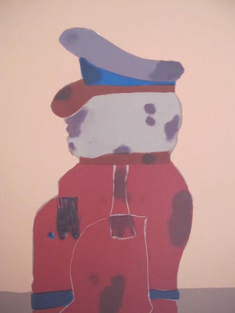 , 'Sarge,' 2007, ArtVault