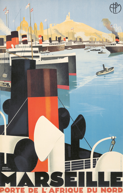 , 'Marseille / Porte de l'Afrique du Nord. ,' 1929, Rennert's Gallery