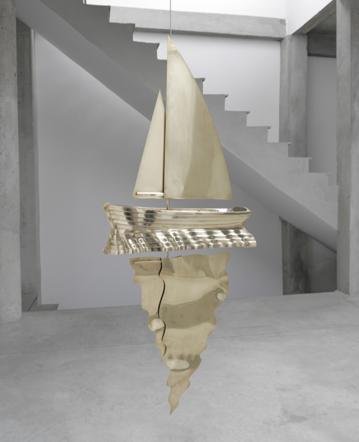 , 'Sailboat and reflection,' 2014, Ruth Benzacar Galería de Arte