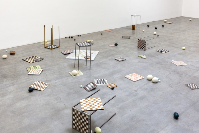 , 'SANKT PETERSBURG PARADOX,' 2014, Swiss Institute