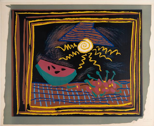 Pablo Picasso, 'Nature Morte à la Pastèque', 1962, Rago/Wright