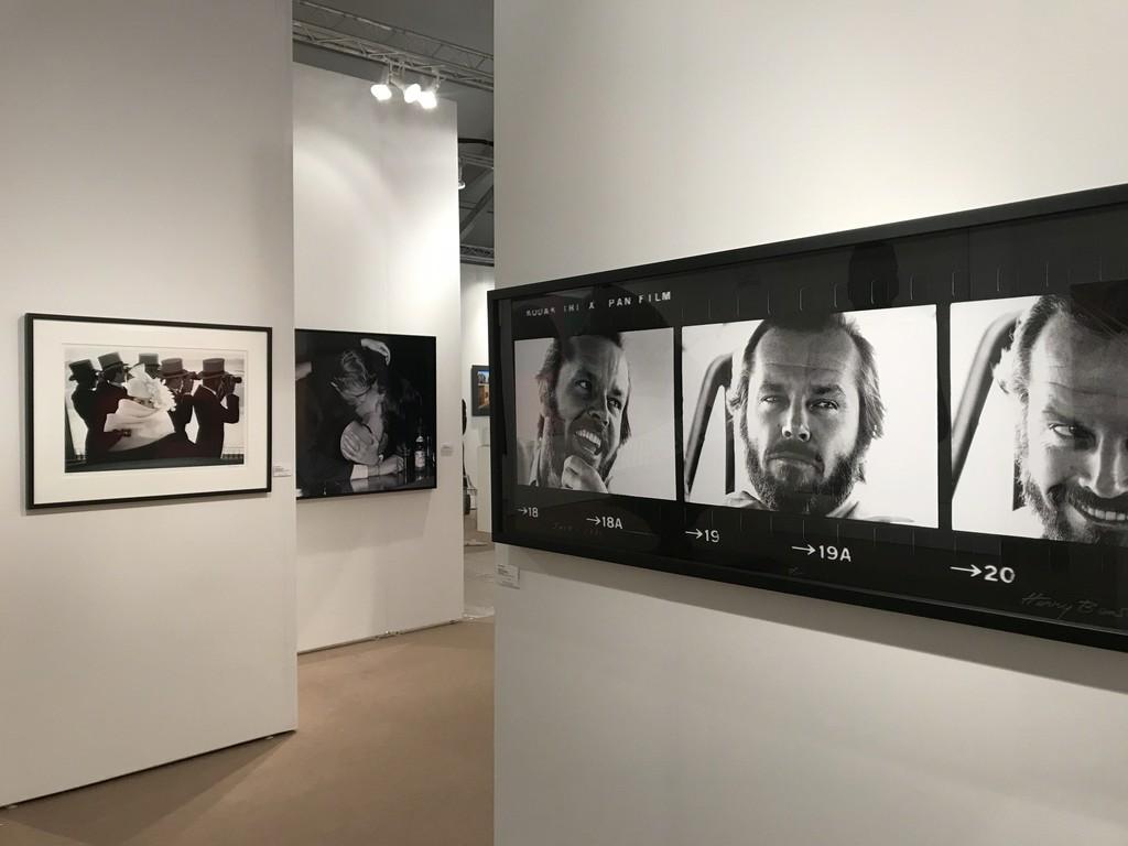 Holden Luntz Gallery, Palm Beach Modern + Contemporary 2019 Frank Horvat & Harry Benson