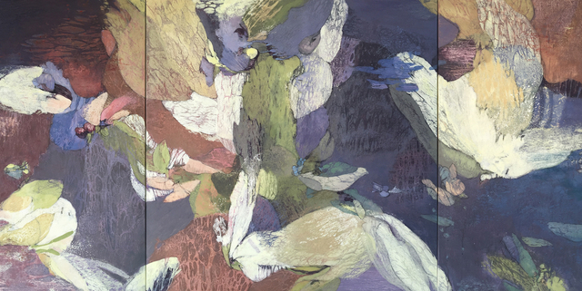 , 'Fauna Flora Figure 29 (Triptych),' 2016, Artist's Proof