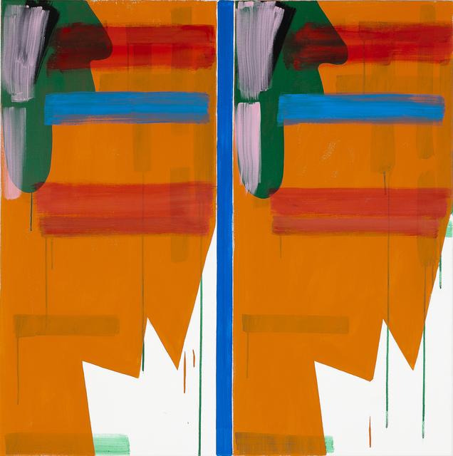 , 'Untitled 2017 acrylic on canvas 130 x 89 cm,' 2017, Klemm's