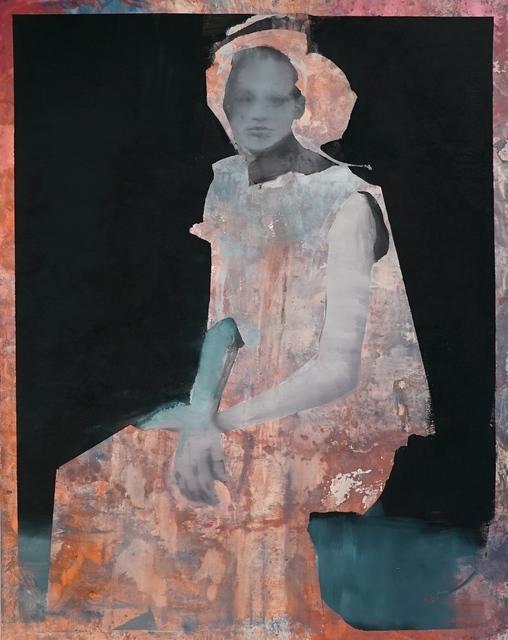 , 'Verpuppung,' 2016, Galerie Schimming