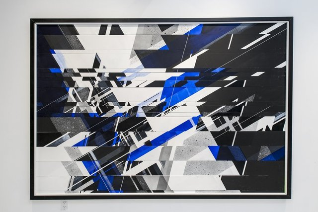 , 'ULTRA NOTITLE GLITCH,' 2017, Mirus Gallery