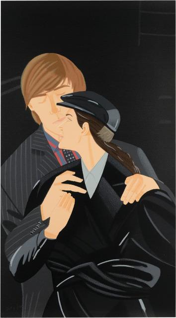 Alex Katz, 'Pas de Deux: Danny Moynihan and Laura Faber', 1995, Art Window