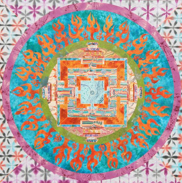, 'Mandala Hers,' 2005, Allouche Gallery