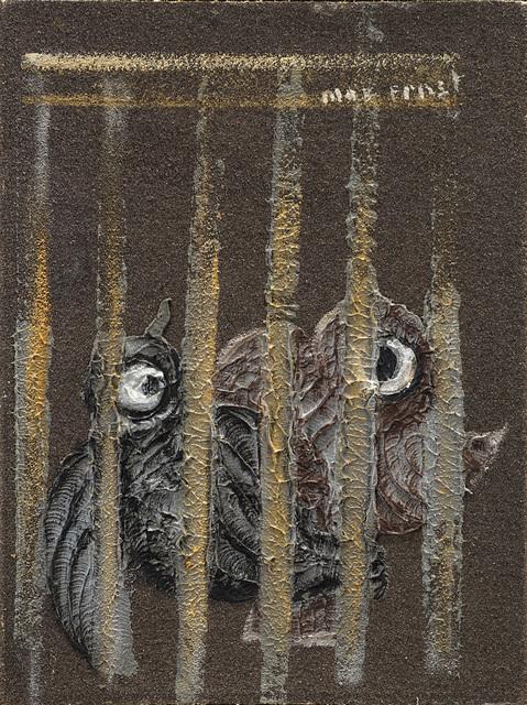 , 'L'oiseau en cage,' 1924, Galerie Natalie Seroussi