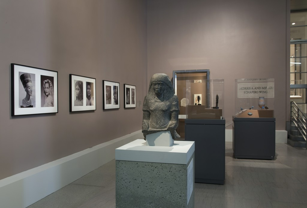 "Installation view of ""Permanent Collection Highlights 