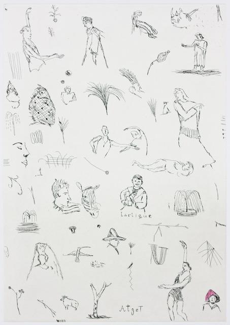 Maira Kalman, 'Pink Hat', 2012, Paulson Fontaine Press