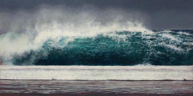 , 'Wave, Kauai,' 2018, Gallery Victor Armendariz