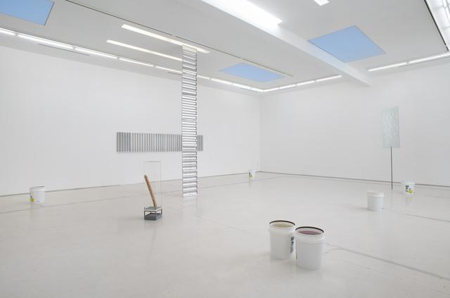 , 'Installation 1,' 2012, Roberts & Tilton