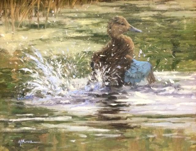 , 'Splish Splash,' , Beverly McNeil Gallery