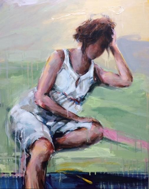 , 'Catalog Girl Friday,' 2018, Gildea Gallery