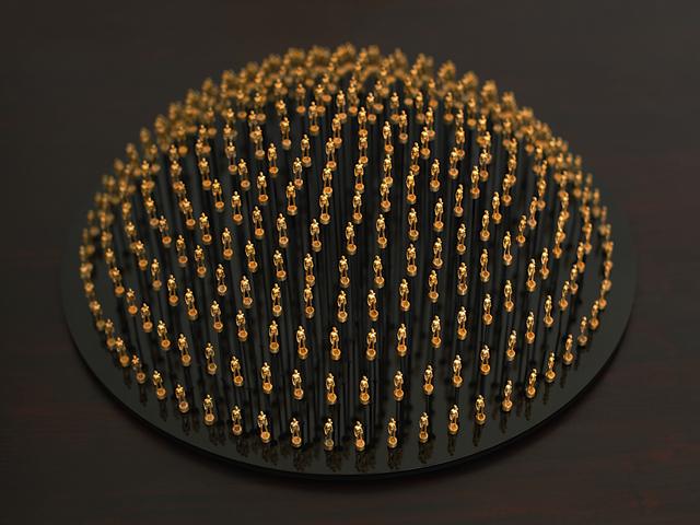 , 'Small Cupula,' 2014, Nohra Haime Gallery
