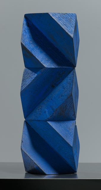 , 'Blue Post,' 2012, Bentley Gallery