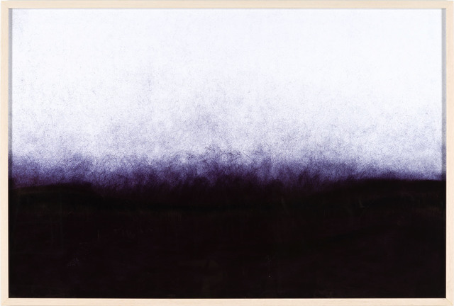 , 'Getting further, when the point becomes clearer,' 2009, Art Front Gallery