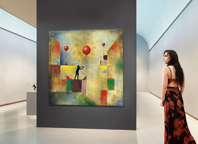 , 'Bauhausian,' 2020, Catherine Edelman Gallery