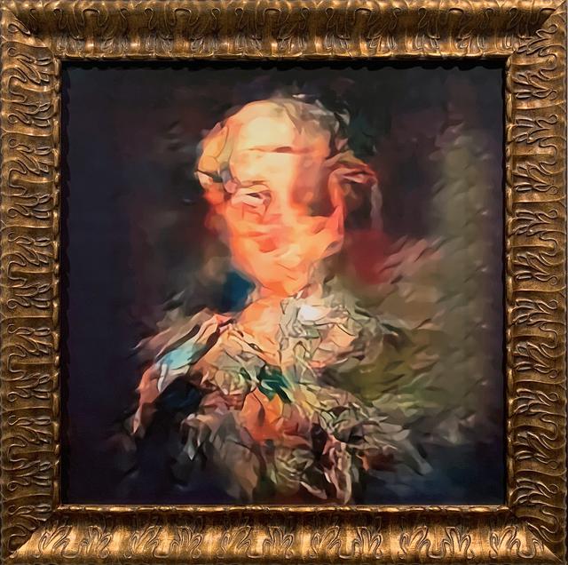 , 'Faceless Portrait #7,' 2019, HG Contemporary