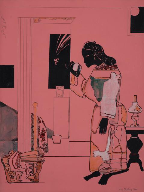 "Romare Bearden, 'Study for ""Falling Star""', ca. 1979, Aaron Payne Fine Art"