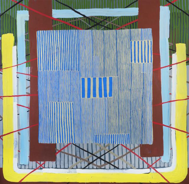 , 'Blanket ,' 2016, ZINC contemporary