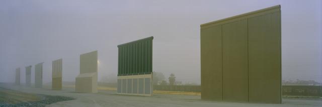 , 'Trump prototypes,' 2017, Troconi-Letayf