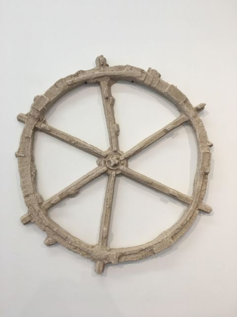 , 'Sand Wheel ii,' 2018, Geary