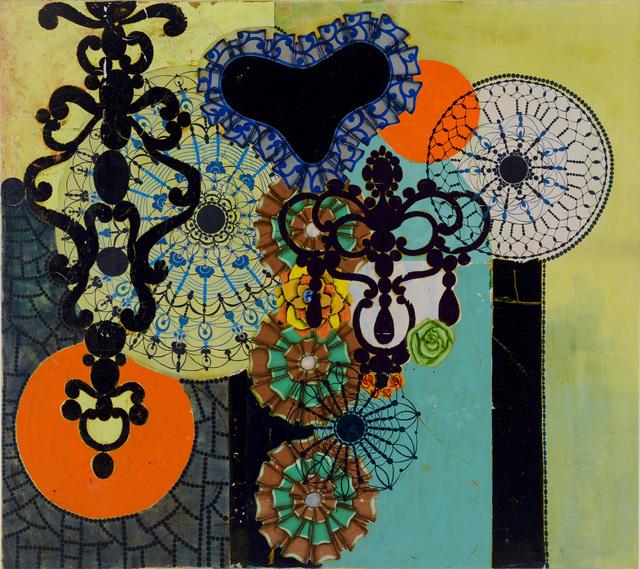 , 'Madame Caduvel ,' 1996, Galeria de Arte Ipanema