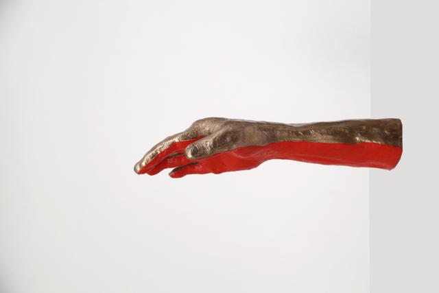 , 'a minha mão que arde,' 2016, Galeria Nara Roesler