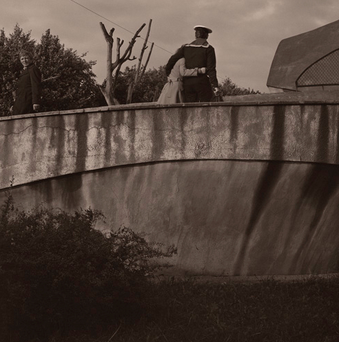 Boris Savelev, 'Leningrad Zoo', 1980, Photography, Kallitype on silver print, °CLAIRbyKahn Galerie