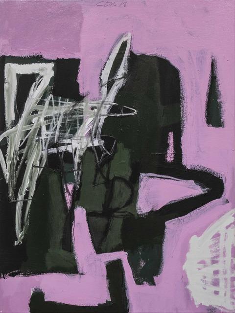 , 'Mal Pensado,' 2018, Galería Petrus