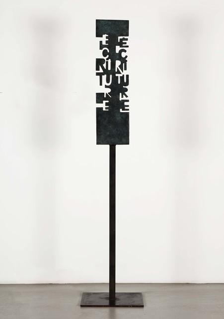 , 'Ecriture,' 1995, Galerie W Eric Landau