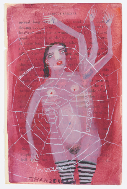 , 'Various Spiders,' 2018, Lora Schlesinger Gallery