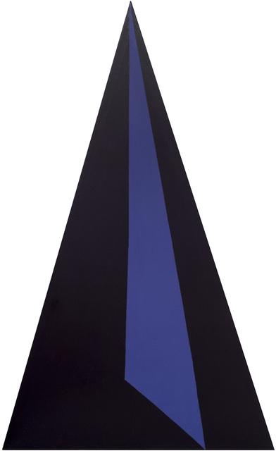 , 'Triangulo magenta,' 1988, GALERÍA JOSÉ DE LA MANO