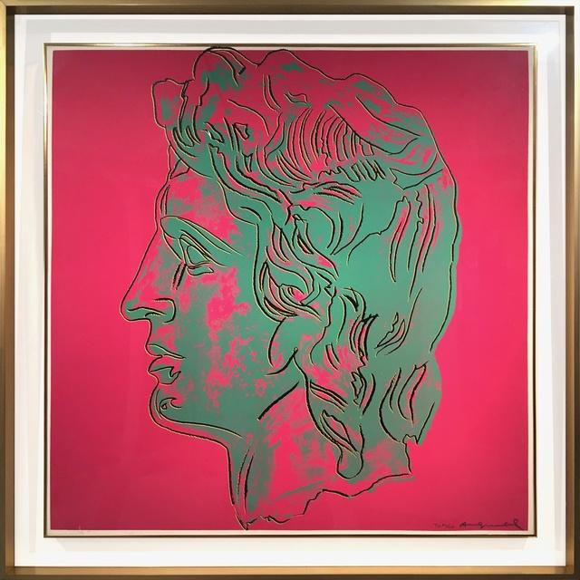 Andy Warhol, 'Alexander The Great', 1982, Mamush Gallery