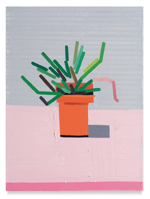 , 'Lost Friend Plant,' 2019, Miles McEnery Gallery