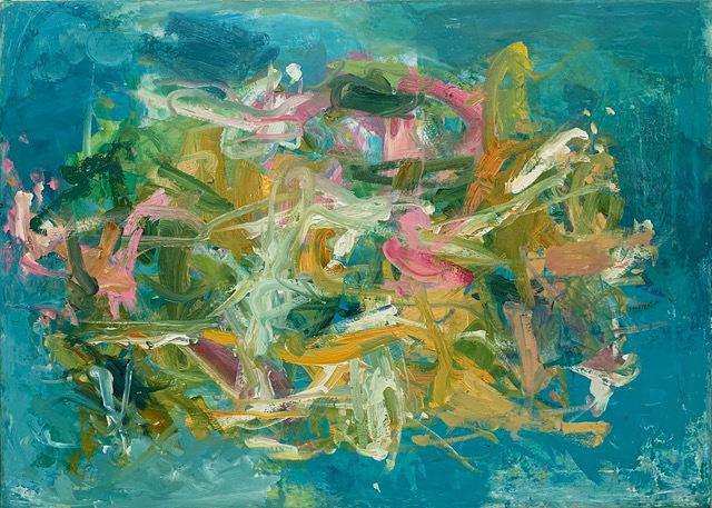 , 'Undersea (Coral Reef) IV,' 2018-2019, Rosenthal Fine Art